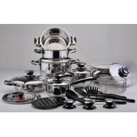 Bateria de Cocina  - SOLINGEN - Inducción - 30 piezas