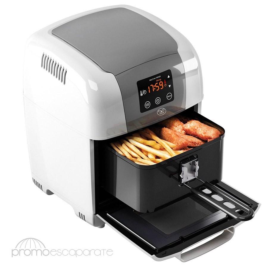 Horno freidora diet tica multifunci n sin aceite for Cocinas completas con electrodomesticos