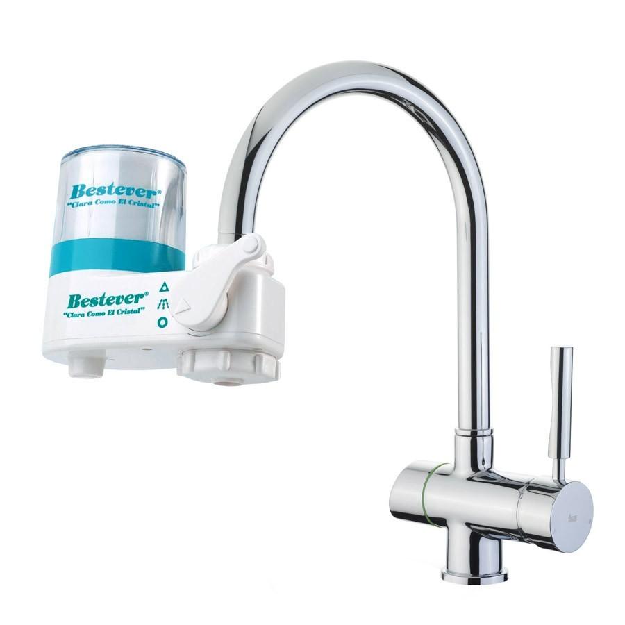 filtro purificador de agua con filtro de carbono bestever