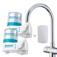 Set 2x Filtro Purificador de Agua Bestever + Cartucho de recambio compatible