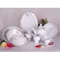 Vajilla Royal Bavaria - Porcelana Fina - 83 piezas